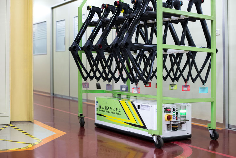 Fj Bike - Smart Bike Assembly Solutions - Automation Taiwan