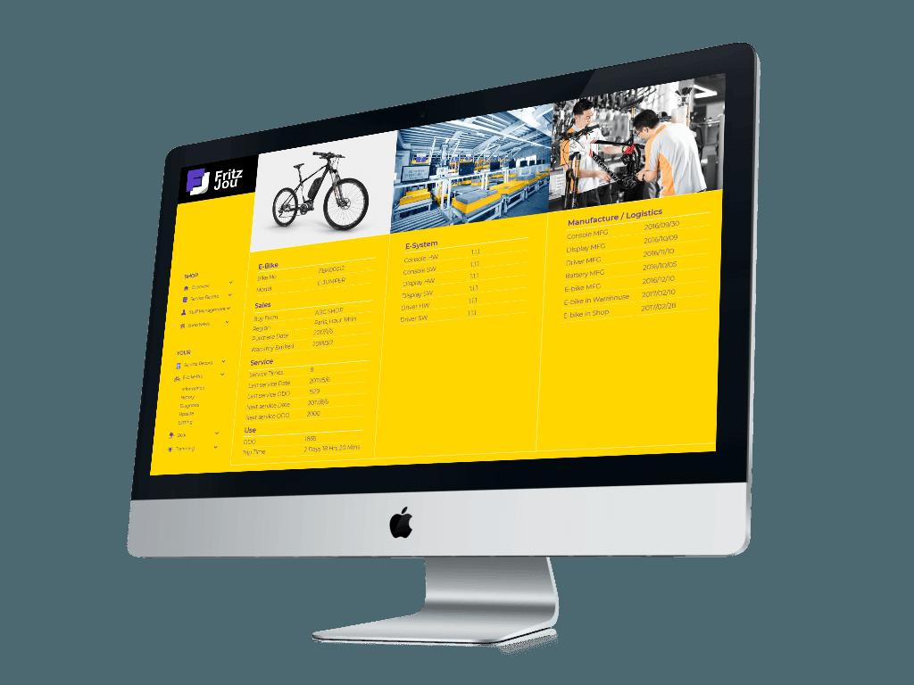 fj bike cms solutions the next generation