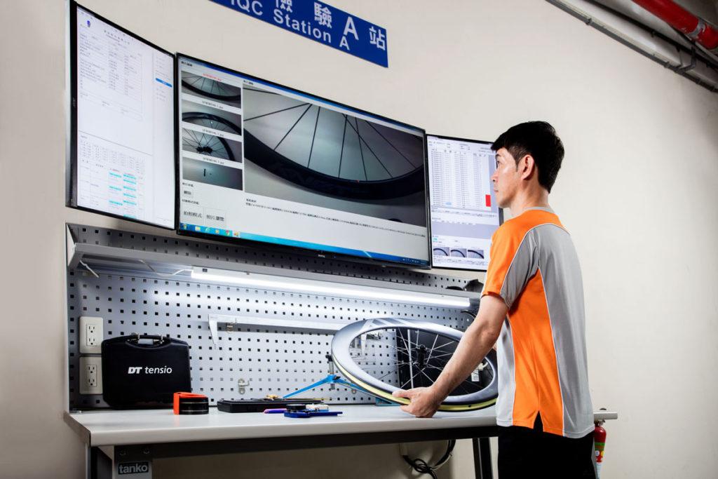 Fj Bike - Bike Assembly Solutions Visual Inspection