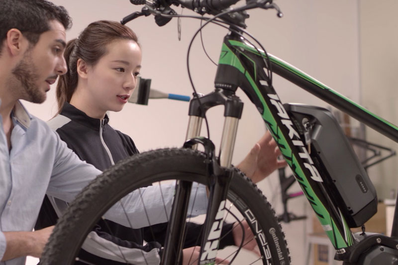 Fj Bike - Smart Bike Assembly Solutions - Rapid time to Market Taiwan