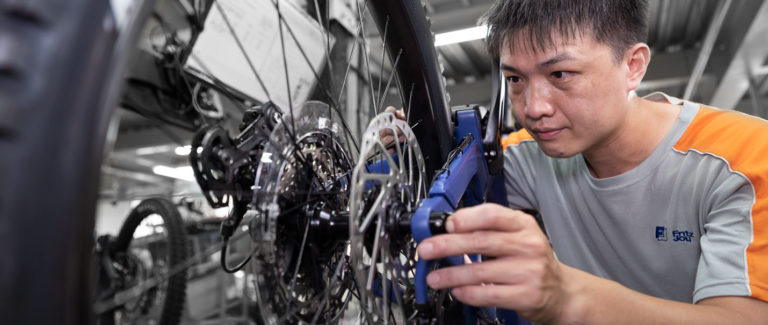 E-bike Assembly