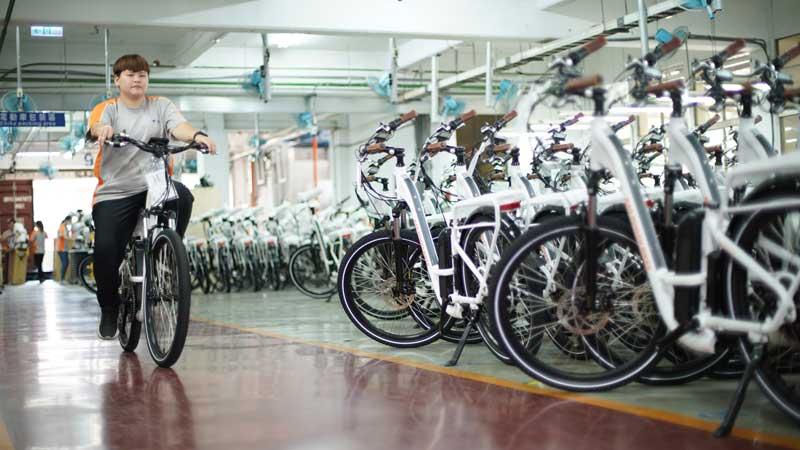 E-bike Test Ride